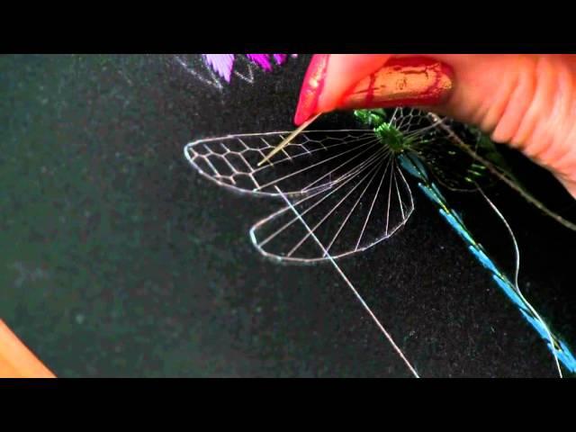 Honeycomb Stitch Part 1 by Helen M Stevens