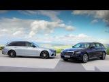 The new Mercedes-Benz E-Class Estate: Trailer - Mercedes-Benz original