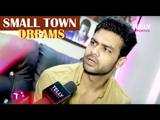 Vishal Aditya Singh His Small Town Dreams | Exclusive Interview | Telly Reporter