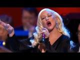 Christina Aguilera &amp Seth MacFarlane - New York, New York (Sinatra_Voice for a Century) 2015