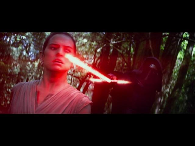 Звёздные Войны: Пробуждение Силы (2015) Дублированный международный трейлер №2