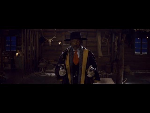 Омерзительная Восьмерка/ The Hateful Eight (2015) Тизер-трейлер