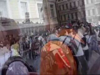 Роллер пробег 2006. 21 мая. Санкт-Петербург