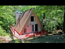 Lake Lure Real Estate: Affordable A-Frame Cabin on Half Acre - 108 Sir Galahad Drive, Lake Lure, NC