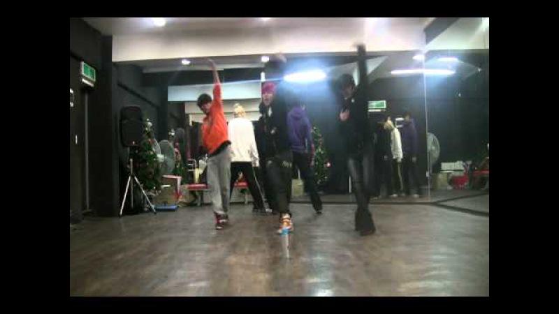 Infinite - BTD (dance performance)