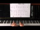 EDEN - Wake Up -  Piano Tutorial - Hybrid Life