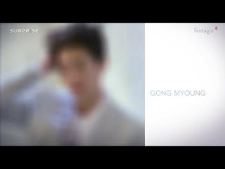 [BTS] Конмён на съёмках для CeCi