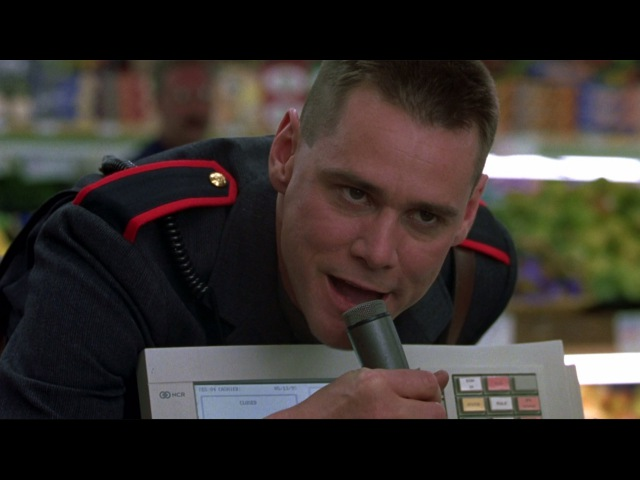 Я, снова я и Ирэн - Сцена 14 Хэнк выходит наружу (2000) HD