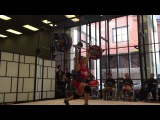 Jessica Lucero Unofficial American Record Clean &amp Jerk - 115kg at 58kg Bodyweight