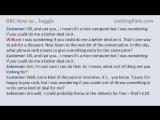 BBC How to... haggle (transcript video)
