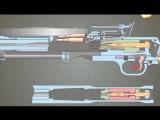 Легендарный Ручной пулемет Дегтярева Автоматика