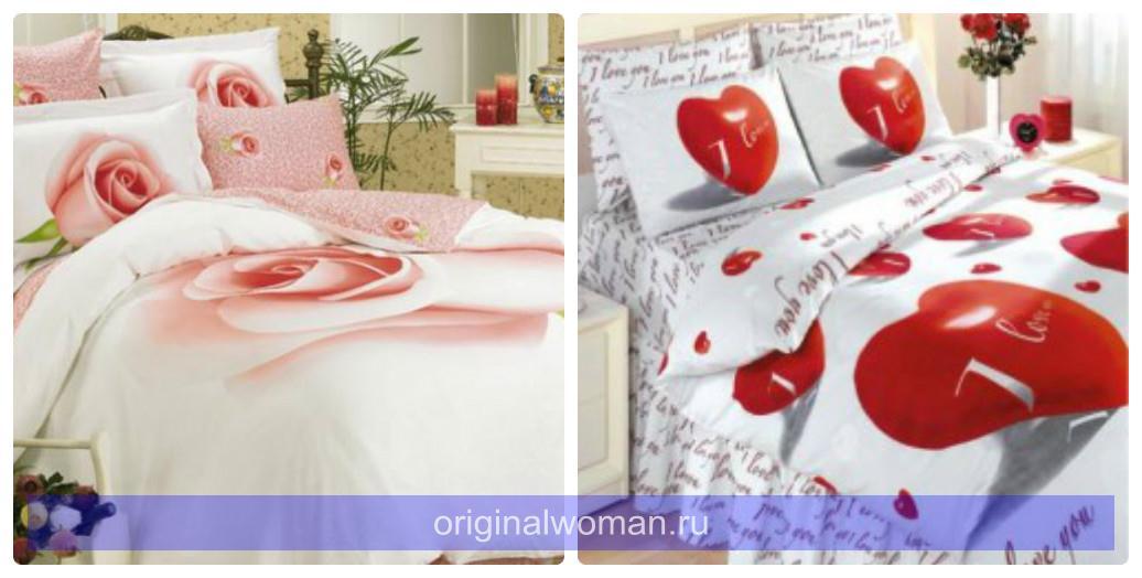 Как подобрать постельное белье в подарок на свадьбу