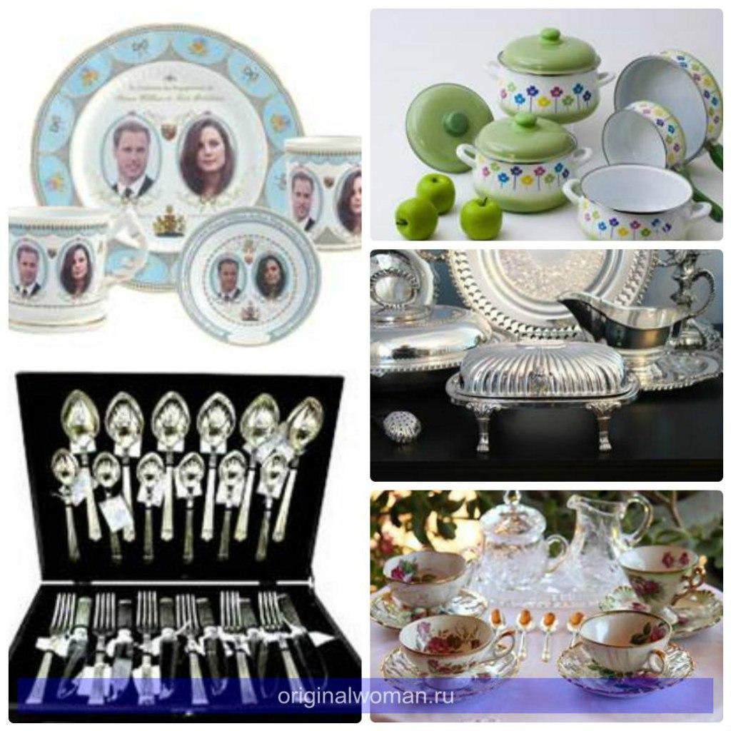 Красивые и недорогие подарки на свадьбу 6