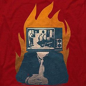«Страна переехала в телевизор». На «Дожде» обсудили влияние ТВ (Видео)
