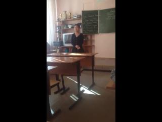 WTF дня: школьница на уроке прочитала куплет Oxxxymiron вместо стихотворения Мандельштама