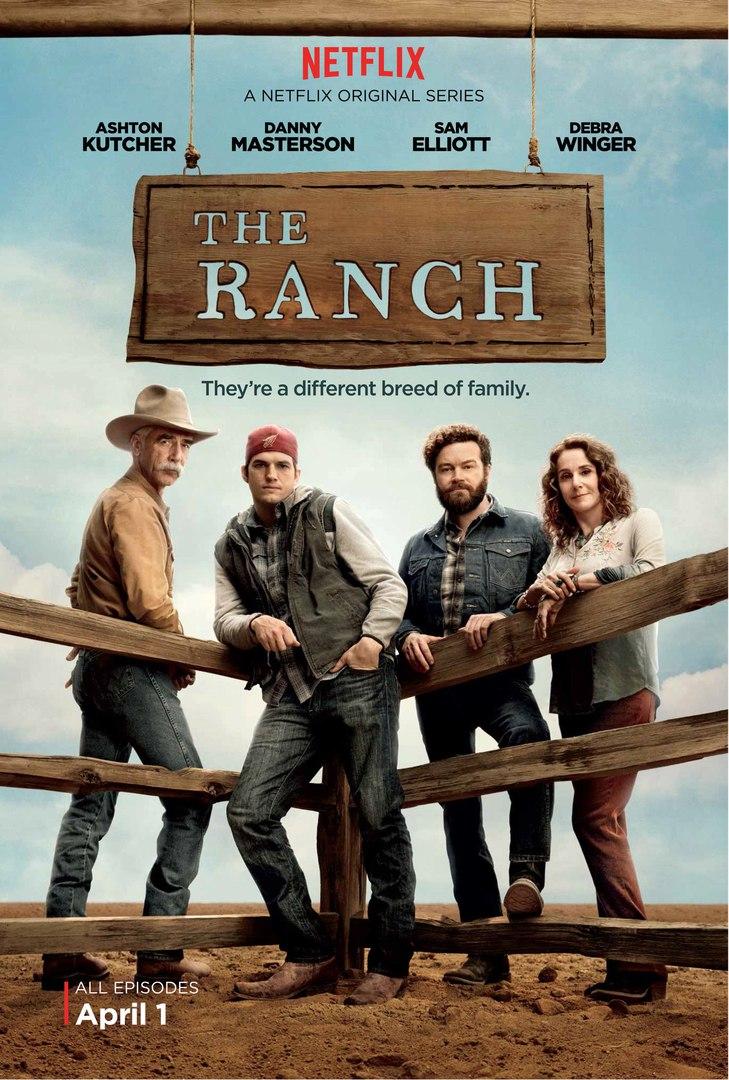 Ранчо 1 сезон 1-20 серия IdeaFilm | The Ranch