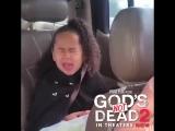 Gods Not Dead - Маленькая Девочка Поёт