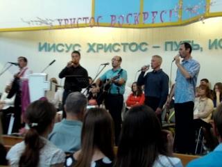 Группа Ковчег Донецк, 028.05.16