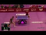 2016 World Team Championships Point of Day 5 Presented by Stiga