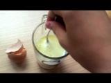 как быстро приготовить омлет 😋😊