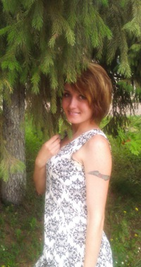Кристина Зеленцова