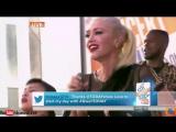 Гвен Стефани Gwen Stefani - Misery _ LIVE утреннее телешоу Today Show 2016 July 15 Нью-Йорк, США