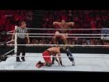 [Crossface] Клуб против Энцо Аморе и Биг Кесса - RAW 11.07.2016