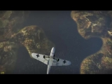 как спитфайр знатно отсосал) или Bf-109g4 vs spitfire F mk.22