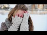 НЕЖНО ! Девочка и Зима