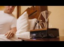The Barisieur-This Alarm Clock Wakes You Up with a Fresh Cup of Coffee