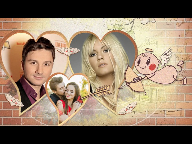 ProShow Producer проект Любовь и ангелы ProShow Producer project Lyubov and angels
