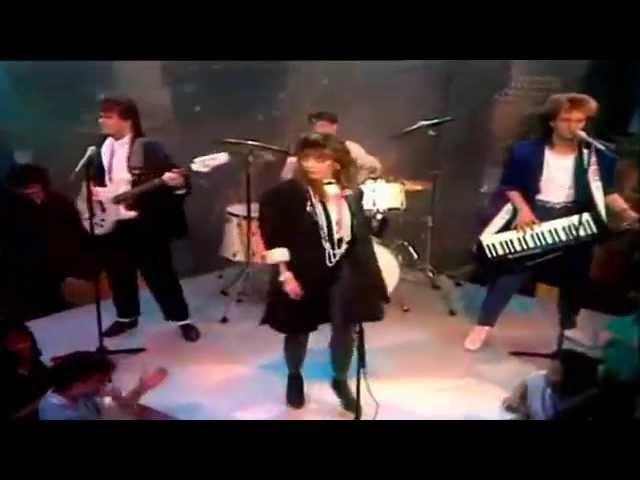 Sandra - In The Heat Of The Night - HD