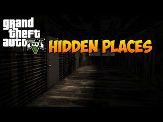 Gta 5 Secret Hidden Locations Underground Tunnel In Places