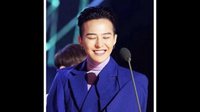 日本語字幕 [HD] 160217 GDの受賞スピーチ 2016 Bigbang @ GaonChartKPOPAwards Gdragon