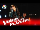 The Voice 2016 Moushumi Live Playoffs Love Yourself