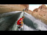 GoPro Awards College Team Wakeboard Tricks on Lake Powell