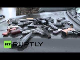 Россия: Полиция задержал подозреваемых 52 криминальных авторитетов в крупной операции.