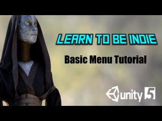 Creating Multiple Menus in Unity 5 C# (Basic Tutorial)