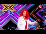 A wonderful rendition of Queen The show must go on. The X Factor - TOP 100