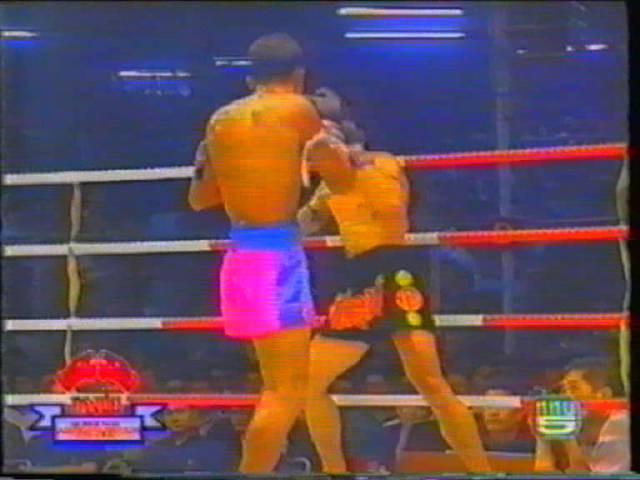 Karuhat Sor Supawan VS Kaensak Sor Ploenchit Muay Thai