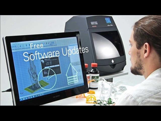 Kevvox Профессиональный 3D Принтер
