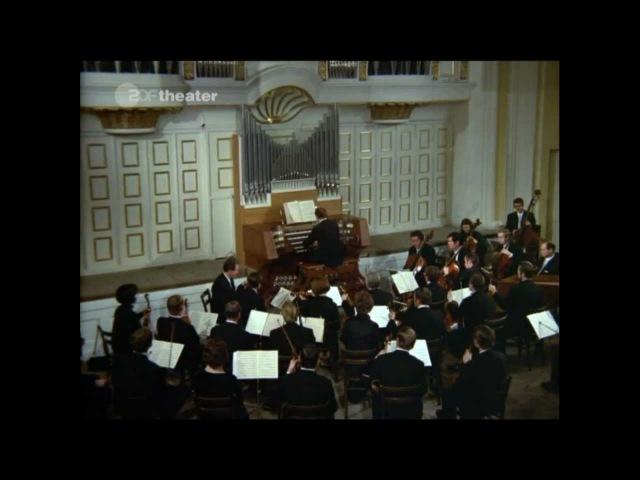 Händel-Richter-Organ Concerto-Op.7, No.5 (HD)
