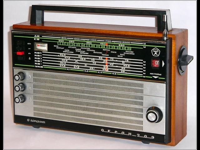 С Добрым утром Июль 1980 год Воскресная радиопередача