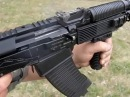 Russian assault shotgun Vepr 12 Molot