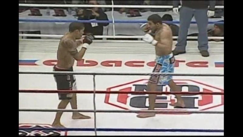 Jose Aldo vs. Anderson Silverio (Meca Vale Tudo 12)