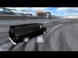 Дал угла на Фургоне. Пробный Дрифт Street legal racing (SLRR)