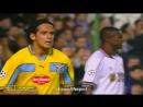 Валенсия 5:2 Лацио   Лига Чемпионов 199900   14 финала   Первый матч