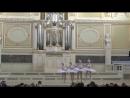 Танец маленьких лебедей из балета «Лебединое озеро».Муз. П.И. Чайковского.