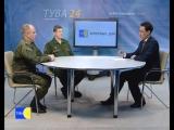 Интервью дня: отбор в 55-ую горную мотострелковую бригаду. #Тува24