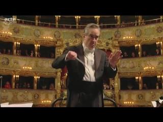 Новогодний концерт 2016 год в Teatro La Fenice (Венеция, 01.01.2016) HD